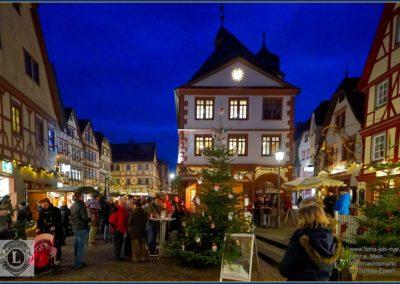 Lohrer Weihnachtsmarkt - Impressionen