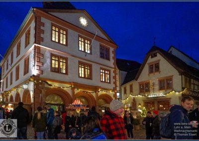 Lohr A. Main - Unterer Marktplatz